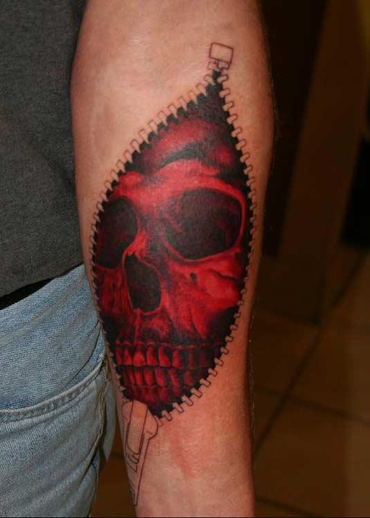 Skull Tattoo01