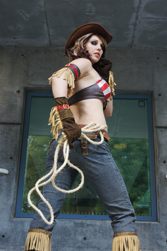 Sexy Cosplay of the Week 04