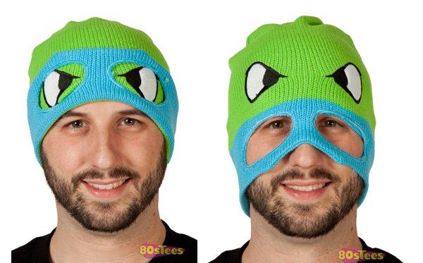 Leonardo Hat with Mask
