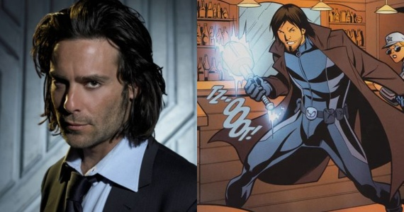 James Callis Joins Arrow Dodger