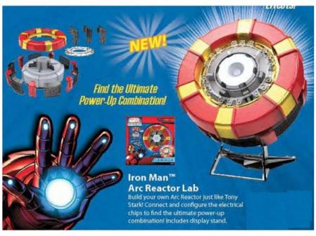 Iron-Man-Arc-Reactor-Lab