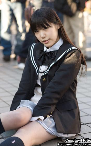 amagami cosplay - ayatsuji tsukasa from japan comiket 79