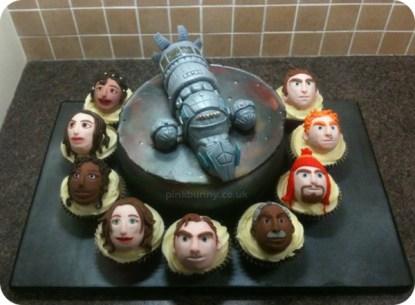 Firefly-Cake