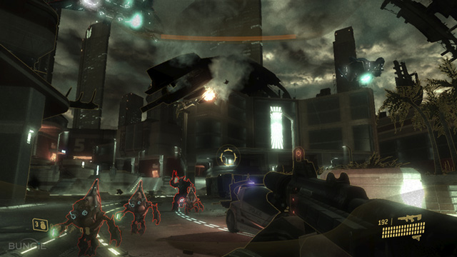 halo odst battle shot