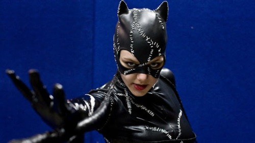 catwoman cosplay sexy